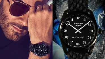 Tom Ford Ocean Plastic Timepiece