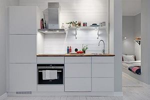 Małe Kuchnie Budowa Projektowanie I Remont Domu