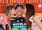 Giro d'Italia. Sam Bennett jak bolid na torze Imola