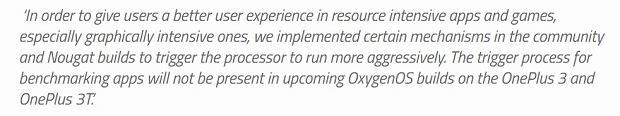 Oświadczenie OnePlus