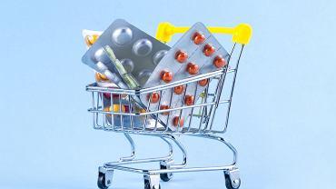 Apteka jak hipermarket? Niejednokrotnie rachunek zbliżony, a do domu w obu przypadkach przynosisz produkty spożywcze