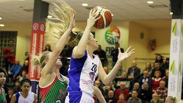Basket Liga Kobiet: InvestInTheWest AZS AJP Gorzów - JAS FBG Zagłębie Sosnowiec 86:63 (23:13, 31:23, 12:17, 20:10)