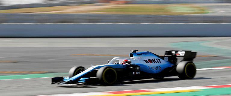 F1. Odkryto główny problem bolidu Williamsa? Pojawiło się światełko w tunelu dla zespołu Roberta Kubicy