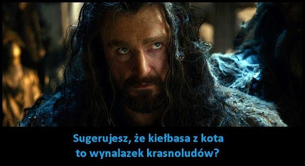E, nie, no co ty - wszystko przez elfy i wozaków