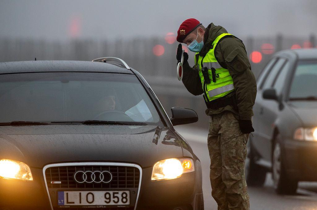 Epidemia koronawirusa - Litwa podczas lockdownu