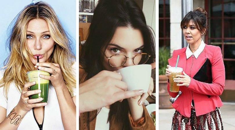 Te 3 zielone napoje gwiazdy piją regularnie. Oczyszczają organizm i są sprzymierzeńcami smukłej sylwetki