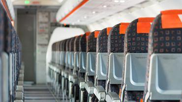 Które miejsce w samolocie wybrać?/ Fot. Shutterstock
