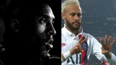 Neymar oddał hołd Bryantowi