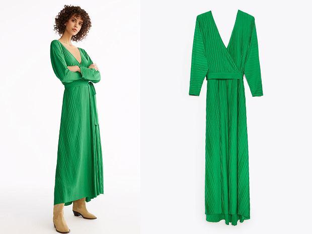 Sukienka Uterque; 465 zł