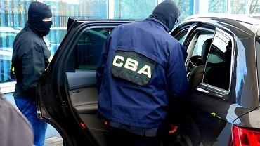 Zatrzymanie przez CBA
