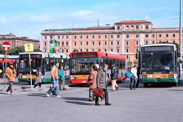 Komunikacja miejska we Włoszech