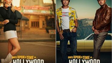 Once upon a time in Hollywood - plakaty