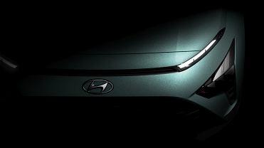 Hyundai Bayon 2021 teaser