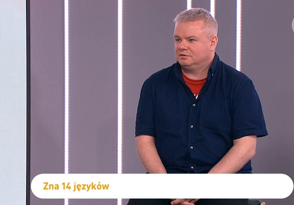 Szymon Kasperek w Dzień Dobry TVN