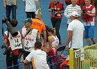 Chwila grozy na stadionie. Kontuzja Ewy Swobody w sztafecie