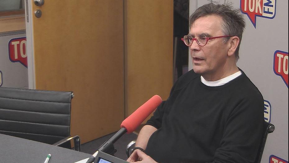 Krzysztof Baszczyński w TOK FM.