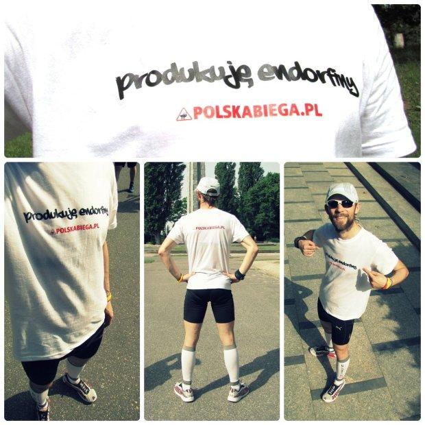produkuję endorfiny