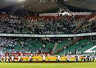 """Lazio ogrywało Legię, Pinto gonił Dwaliszwiliego, Keita woził """"Beresia"""", a """"Żyleta"""" żartowała"""