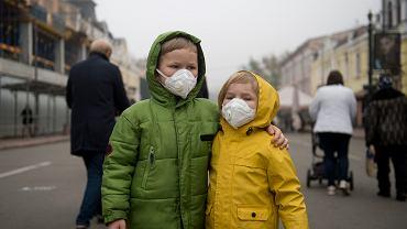 Koronawirus - dzieci