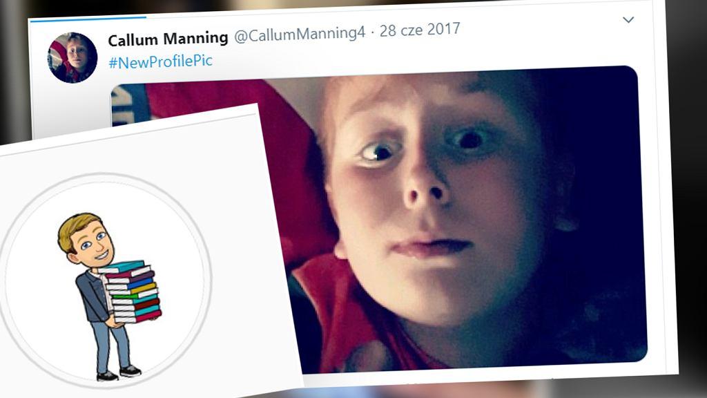 Callum Manning-dziecko