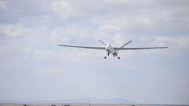 Turecki dron Anka-S. Takie są wykorzystywane do nalotów w Syrii