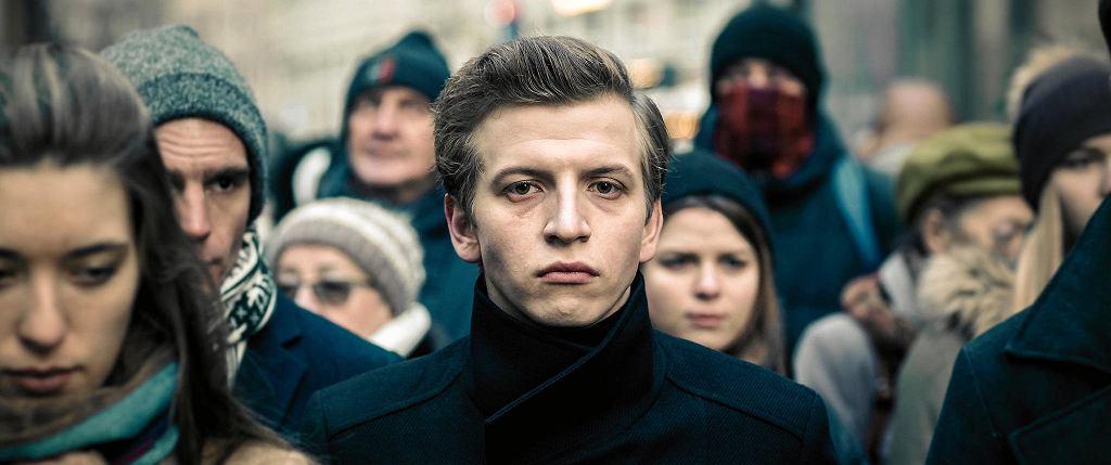 Maciej Musiałowski gra główną rolę w nowym filmie Jana Komasy 'Sala samobójców. Hejter'