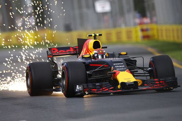 Bolid Red Bull 2017