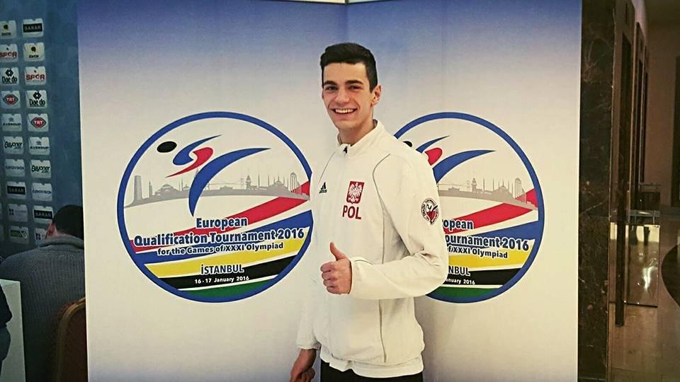 Karol Robak wygrał turniej kwalifikacyjny do igrzysk olimpijskich w Stambule