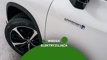 Wiedza elektryzująca - samochód hybrydowy