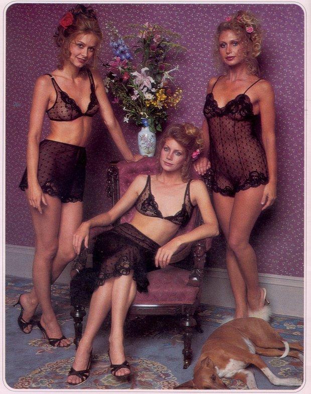 Katalogi Victoria's Secret z lat 1979-82