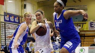 Tauron Basket Liga Kobiet: KSSSE AZS PWSZ Gorzów - JTC Pomarańczarnia MUKS Poznań 58:47 (16:17, 13:18, 13:7, 16:5)