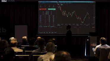 Konferencja XTB Online Trading dla inwestorów