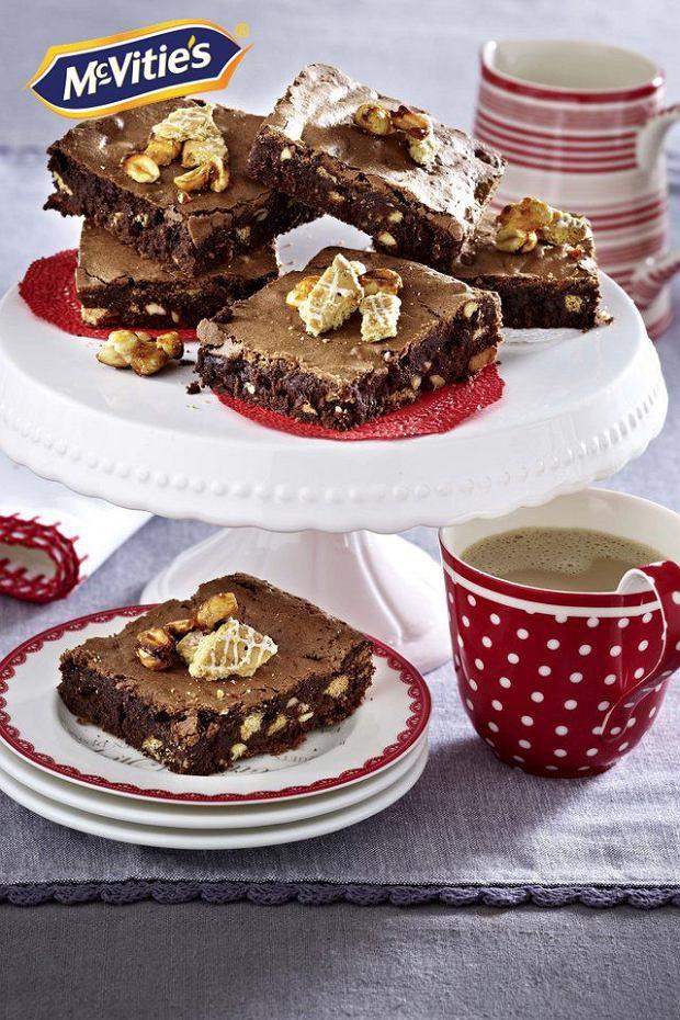 Ciasteczka brownie od McVitie's