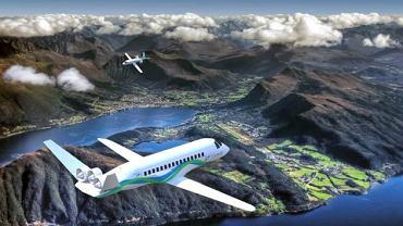 Zunum Aero planuje stworzenie hybrydowego samolotu