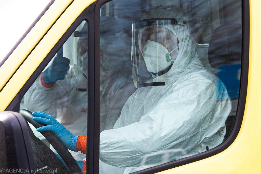Epidemia koronawirusa. Spada liczba zakażeń w kraju, na Dolnym Śląsku i w Wałbrzychu.