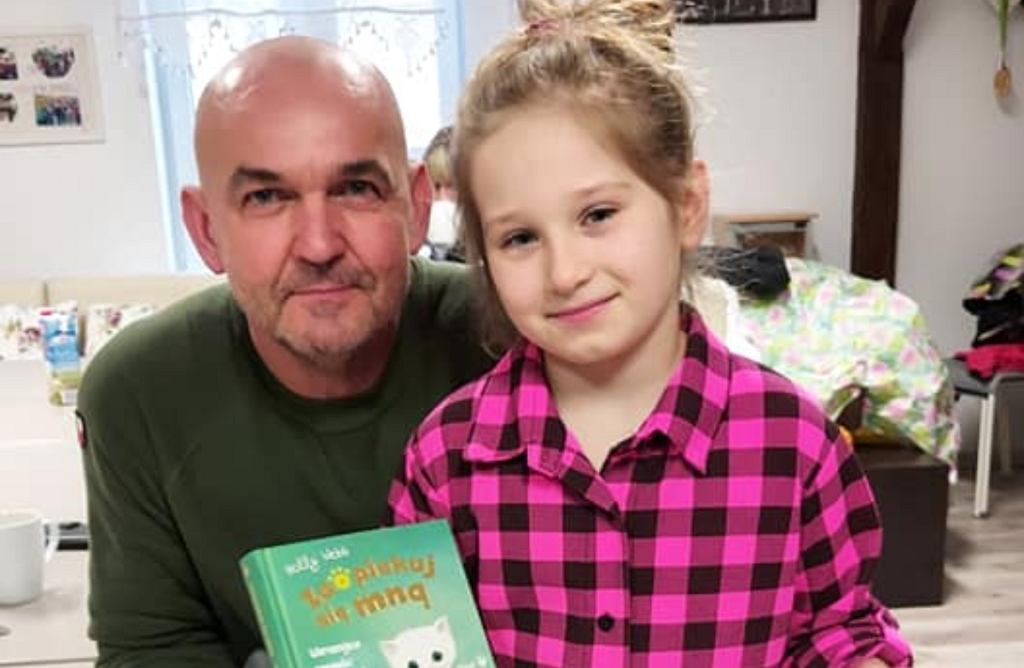 7-latka uratowała babcię