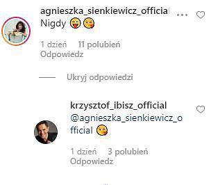 Komentarz Agnieszki Sienkiewicz