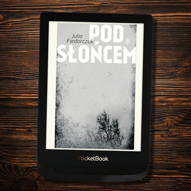 Książka 'Pod słońcem' w formie e-booka
