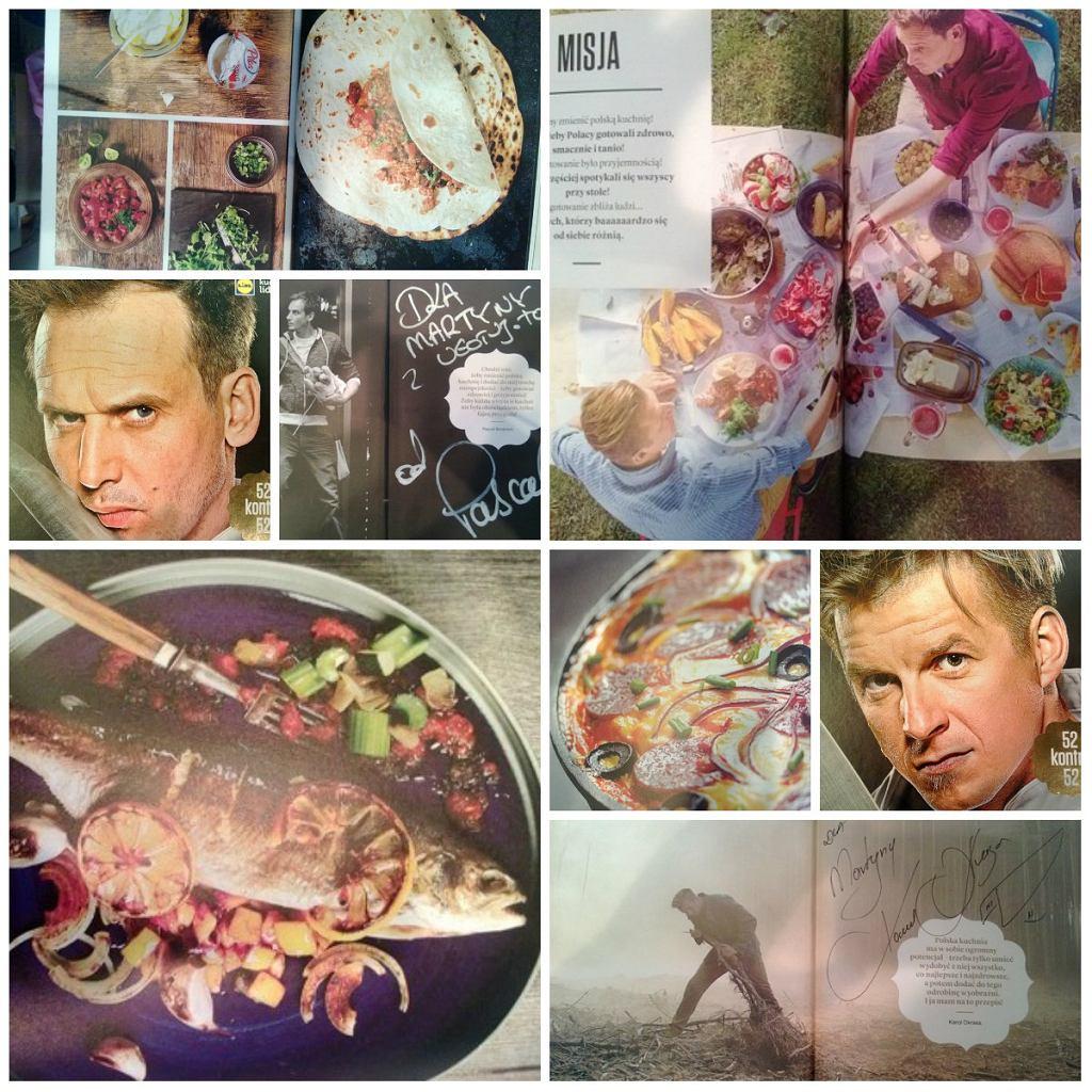Zdjęcia książki Pascal kontra Okrasa