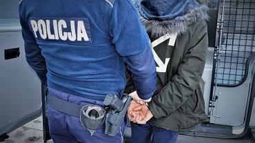 Stalker, który przyjechał za kobietą do Polski zatrzymany