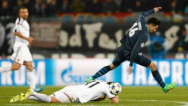 Hector Herrera (FC Porto) i Shkelzen Gashi (FC Basel)