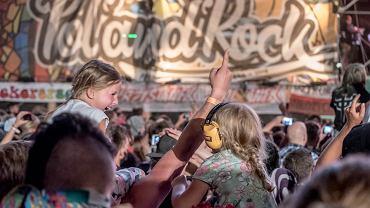 Festiwal Pol'and'Rock w Kostrzynie nad Odrą, 2-4 sierpnia 2018 r.