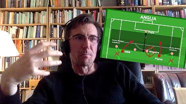 Jonathan Wilson tłumaczy jak Polska powinna zagrać z Anglią