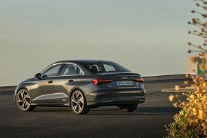 Nowe Audi A3 Limousine - wymiary, ceny i silniki. Elegancja w klasie kompakt