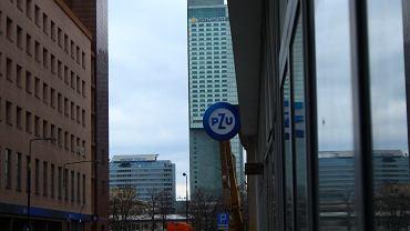 Siedziba PZU w Warszawie