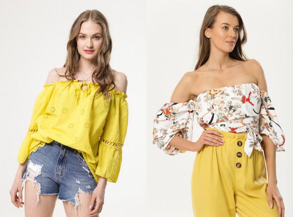 35b980251cd55a Jakie bluzki na lato wybierać, by wyglądać modnie i komfortowo?