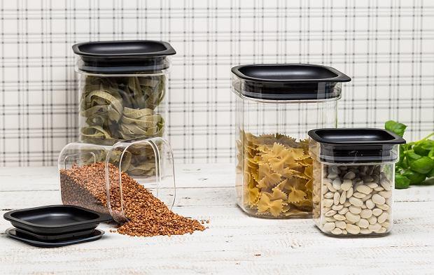 Przechowywanie w kuchni: te pojemniki zabezpieczą żywność i będą świetnym elementem dekoracyjnym! Ich cena? Obniżona nawet o -69%!