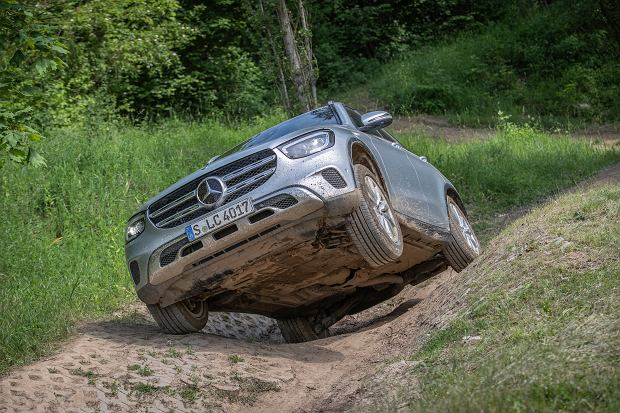 Nowy Mercedes GLC