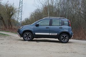 Opinie Moto.pl: Fiat Panda Cross 4x4. Zawsze z uśmiechem na twarzy