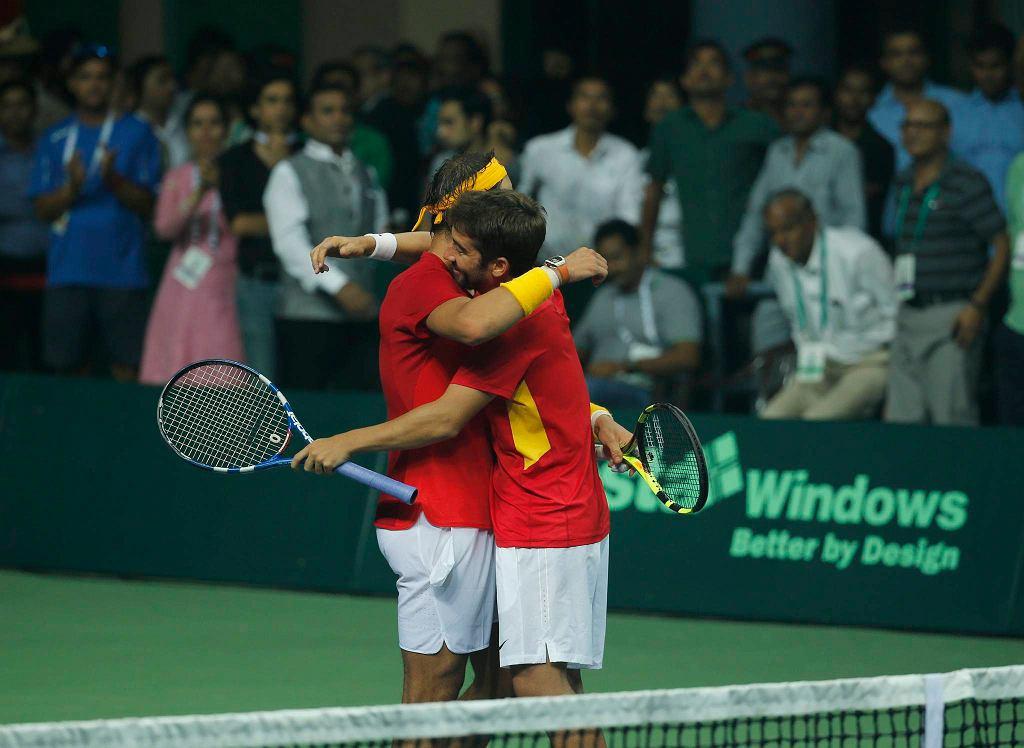 Rafael Nadal i Marc Lopez